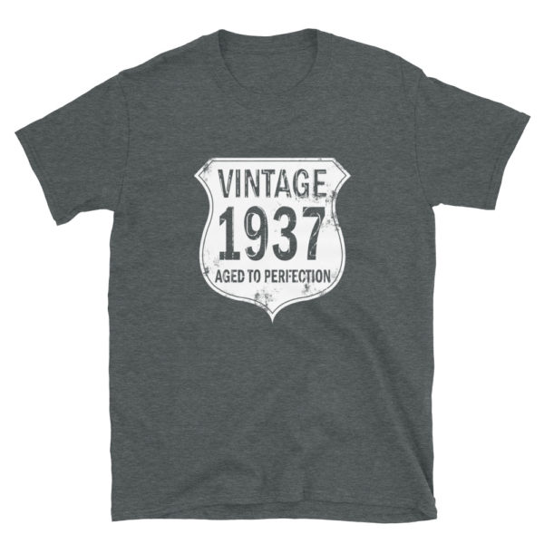 1937 Aged to Perfection Men's/Unisex T-Shirt