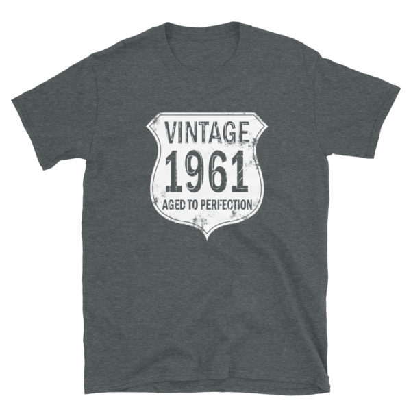 1961 Aged to Perfection Men's/Unisex T-Shirt