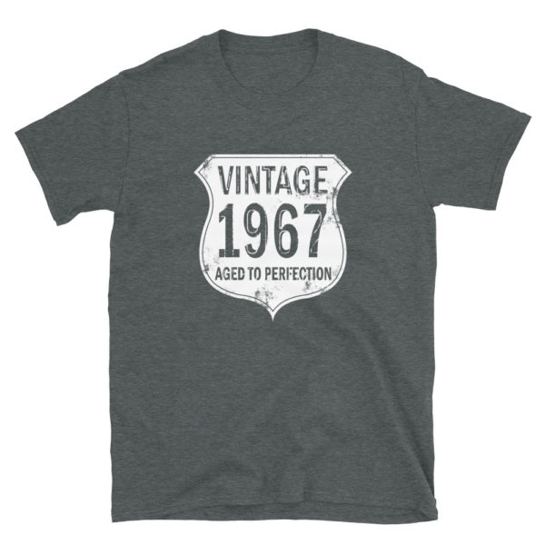 1967 Aged to Perfection Men's/Unisex T-Shirt