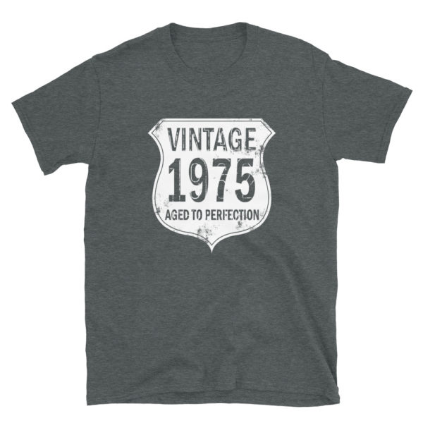 1975 Aged to Perfection Men's/Unisex T-Shirt