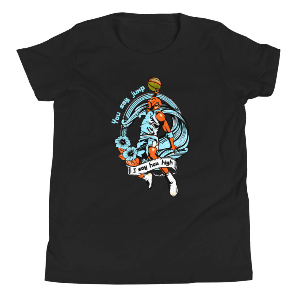 Basketball Fan Kid's/Youth Premium T-Shirt