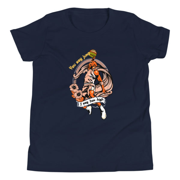 Basketball Lover Kid's/Youth Premium T-Shirt