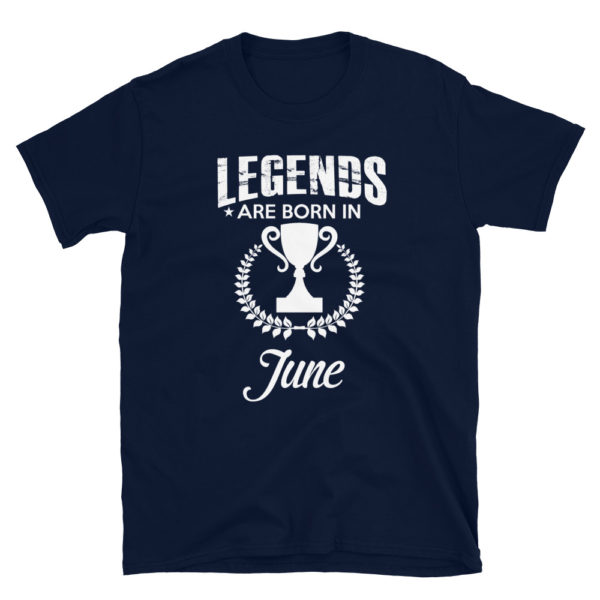 Born in June Men's/Unisex T-Shirt