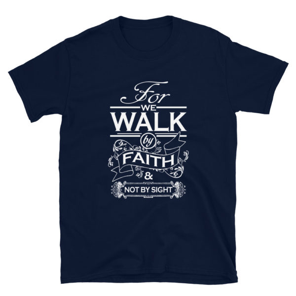 Christian Faith Men's/Unisex Soft T-Shirt
