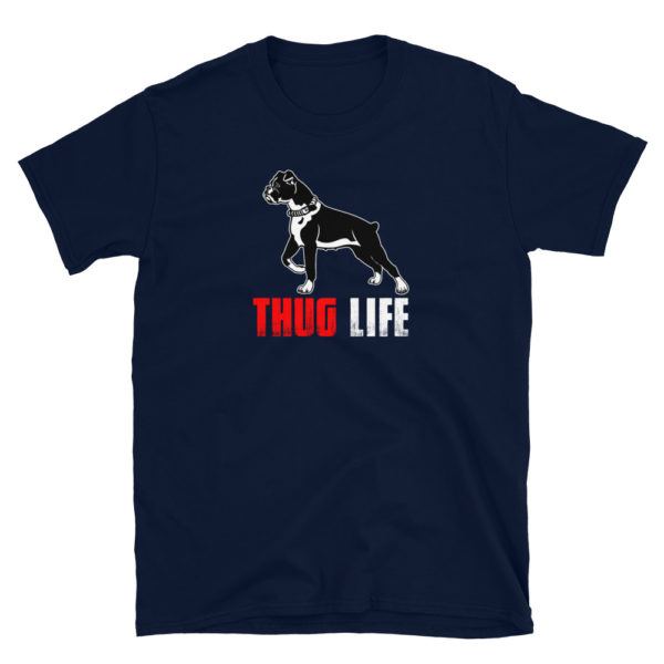 Dog's Thug Life Men's/Unisex T-Shirt