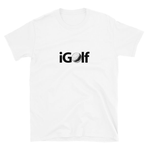 iGolf Men's/Unisex Soft T-Shirt