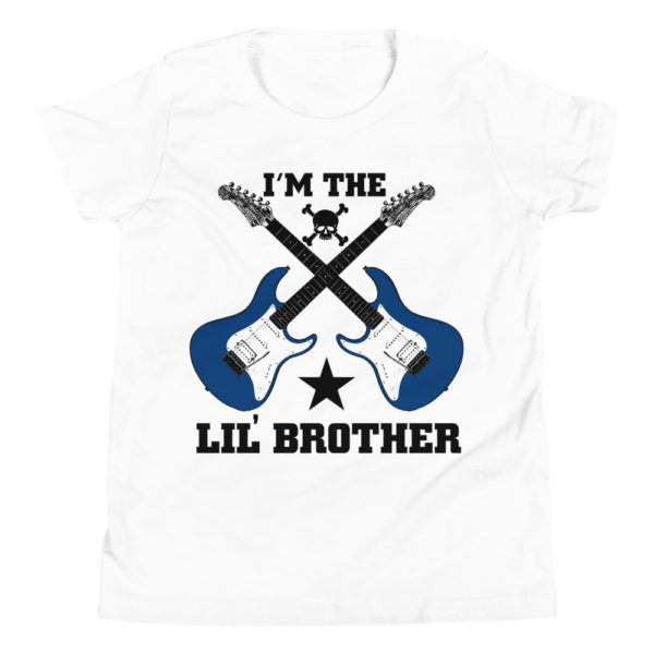 Little Brother Kid's/Youth Premium T-Shirt