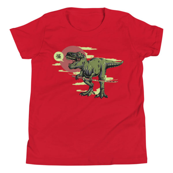 Samurai Dinosaur Kid's/Youth Premium T-Shirt