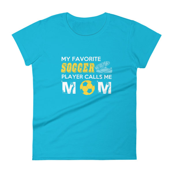 Soccer Mom Women's Premium T-shirt